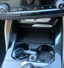 2018 BMW X4 G02 M40i Coupe Steptronic Alpine White 8 Speed Sports Automatic Wagon