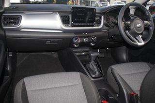 2021 Kia Stonic YB MY21 S Clear White 6 Speed Automatic Wagon