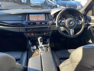 2016 BMW 520d F10 MY17 M Sport Alpine White 8 Speed Automatic Sedan