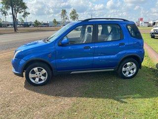 2005 Holden Cruze YG 2 Blue 4 Speed Automatic Wagon