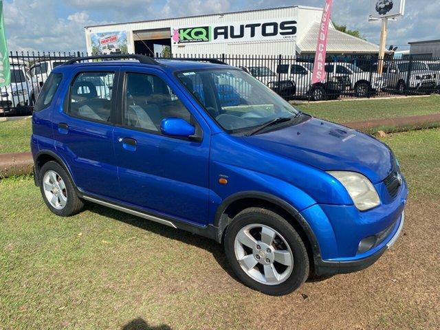 Used Holden Cruze YG 2 Berrimah, 2005 Holden Cruze YG 2 Blue 4 Speed Automatic Wagon