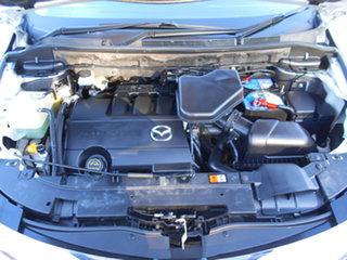 2012 Mazda CX-9 TB10A4 MY12 Grand Touring White 6 Speed Sports Automatic Wagon