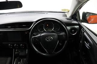 2016 Toyota Corolla ZRE182R Ascent Sport S-CVT Orange 7 Speed Constant Variable Hatchback