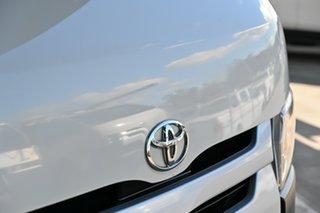 2016 Toyota HiAce KDH201R LWB French Vanilla 4 Speed Automatic Van.