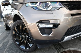 2015 Land Rover Discovery Sport L550 16MY HSE Bronze 9 Speed Sports Automatic Wagon.