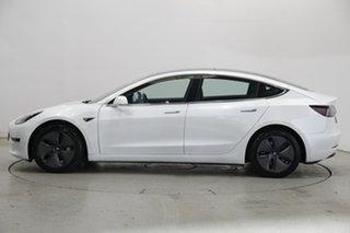 2020 Tesla Model 3 MY20 Standard Range Plus White 1 Speed Reduction Gear Sedan.