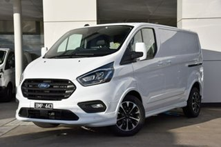 2020 Ford Transit Custom 320S (Low Roof) Sport White 6 Speed Automatic Van
