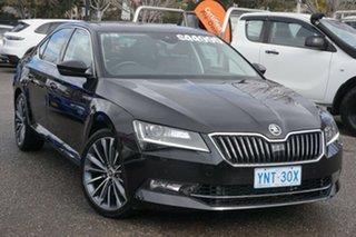 2019 Skoda Superb NP MY19 206TSI Sedan DSG Magic Black 6 Speed Sports Automatic Dual Clutch Liftback.