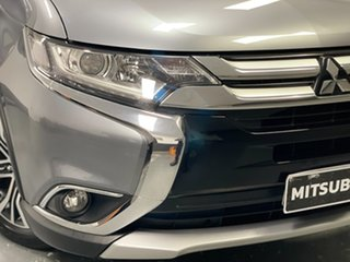 2015 Mitsubishi Outlander ZK MY16 LS 4WD Grey 6 Speed Constant Variable Wagon.