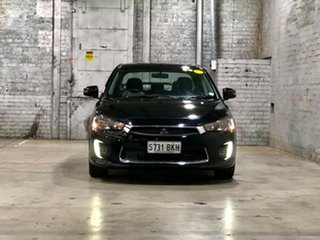 2016 Mitsubishi Lancer CF MY16 ES Sport Black 6 Speed Constant Variable Sedan.