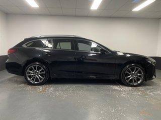 2017 Mazda 6 GL1031 GT SKYACTIV-Drive Black 6 Speed Sports Automatic Wagon