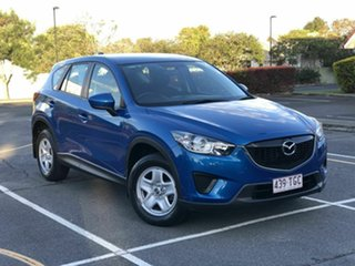 2013 Mazda CX-5 KE1071 MY13 Maxx SKYACTIV-Drive Blue 6 Speed Sports Automatic Wagon.