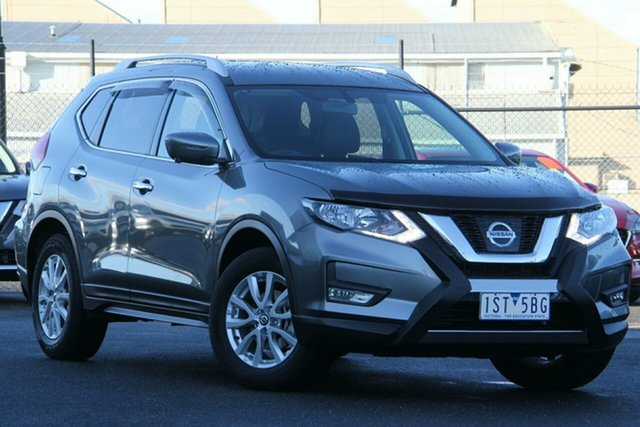 Used Nissan X-Trail T32 Series II ST-L X-tronic 2WD Essendon Fields, 2019 Nissan X-Trail T32 Series II ST-L X-tronic 2WD Grey 7 Speed Constant Variable Wagon