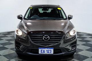 2017 Mazda CX-5 KE1072 Maxx SKYACTIV-Drive FWD Bronze 6 Speed Sports Automatic Wagon.
