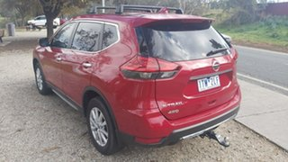 2017 Nissan X-Trail T32 Series II TS X-tronic 4WD Red 7 Speed Constant Variable Wagon