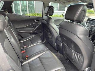 2017 Hyundai Santa Fe DM5 MY18 Highlander White/160117 6 Speed Sports Automatic Wagon