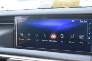 2018 Lexus IS GSE31R IS350 F Sport Black 8 Speed Sports Automatic Sedan