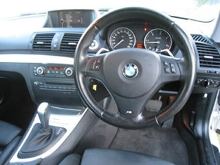 2011 BMW 123d E82 MY12 White 6 Speed Automatic Coupe
