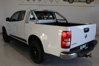 2017 Holden Colorado RG MY18 LTZ Pickup Space Cab White 6 Speed Sports Automatic Utility.