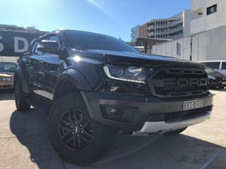 2019 Ford Ranger Raptor Shadow Black Sports Automatic Double Cab Pick Up.