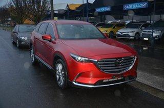 2017 Mazda CX-9 MY18 Azami (FWD) Red 6 Speed Automatic Wagon.
