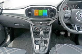 2021 MG MG3 SZP1 MY21 Core (Nav) Silver 4 Speed Automatic Hatchback