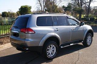 2013 Mitsubishi Challenger PB MY13 XLS (5 Seat) (4x4) Grey 5 Speed Automatic Wagon