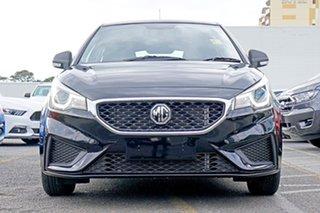 2021 MG MG3 SZP1 MY21 Core (Nav) Black 4 Speed Automatic Hatchback.