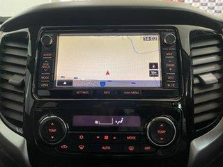 2016 Mitsubishi Triton MQ MY16 Exceed Double Cab Grey 5 Speed Sports Automatic Utility