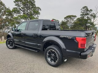 2020 Ford F150 (No Series) Lariat Black 10 Speed Automatic Utility.