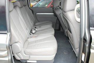 2011 Kia Grand Carnival VQ MY11 Platinum Grey 6 Speed Sports Automatic Wagon