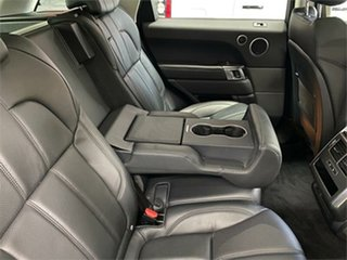 2016 Land Rover Range Rover Sport L494 SE Red Sports Automatic Wagon