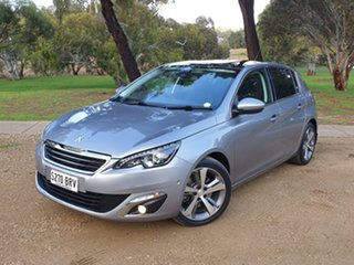 2016 Peugeot 308 T9 Allure Grey 6 Speed Sports Automatic Hatchback