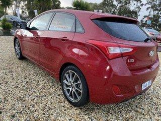 2013 Hyundai i30 GD MY14 SR Red 6 Speed Automatic Hatchback.