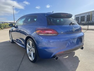 2013 Volkswagen Scirocco 1S MY14 R Coupe DSG Blue/311014 6 Speed Sports Automatic Dual Clutch