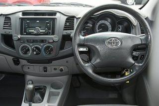 2009 Toyota Hilux KUN26R MY09 SR Grey 4 Speed Automatic Utility