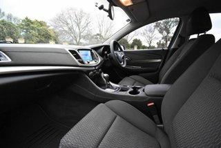 2017 Holden Commodore VF II MY17 Evoke Black 6 Speed Sports Automatic Sedan