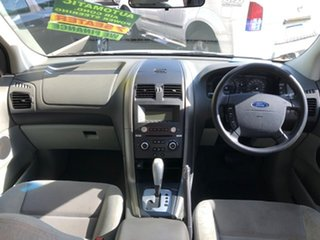 2008 Ford Territory SY TX White 4 Speed Sports Automatic Wagon