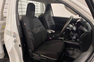 2018 Toyota Hilux GUN126R SR Glacier 6 speed Manual Cab Chassis