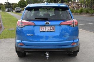 2015 Toyota RAV4 ASA44R MY14 GX AWD Blue Gem 6 Speed Sports Automatic Wagon