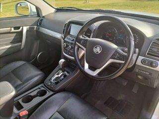 2018 Holden Captiva CG MY18 LTZ AWD White 6 Speed Sports Automatic Wagon