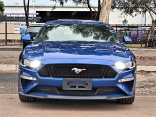2018 Ford Mustang FN 2018MY GT Fastback SelectShift Blue 10 Speed Sports Automatic Fastback.