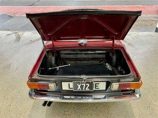 1971 Triumph TR6 Regency Manual Roadster