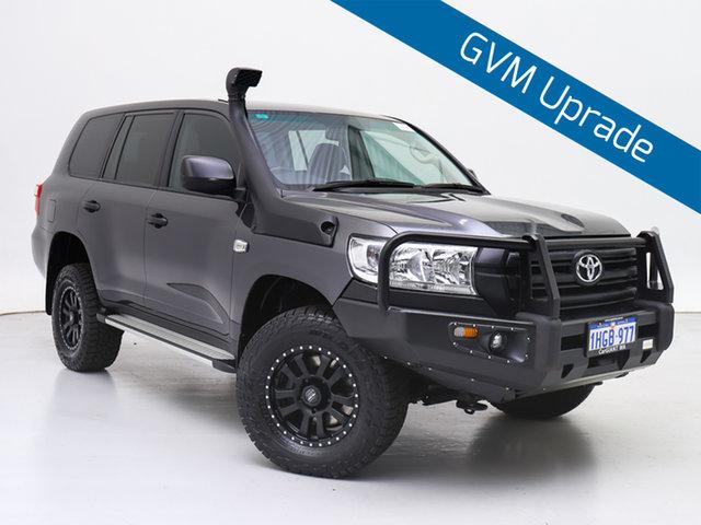 Used Toyota Landcruiser VDJ200R MY16 GX (4x4), 2018 Toyota Landcruiser VDJ200R MY16 GX (4x4) Grey 6 Speed Automatic Wagon