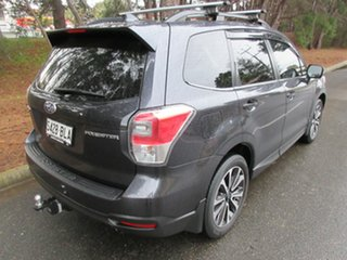 2016 Subaru Forester S4 MY17 2.5i-S CVT AWD Grey 6 Speed Constant Variable Wagon.