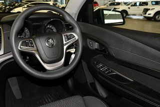 2016 Holden Commodore VF II Evoke Heron White 6 Speed Automatic Sportswagon