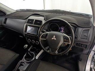 2012 Mitsubishi ASX XA MY12 Platinum 2WD Silver 5 Speed Manual Wagon