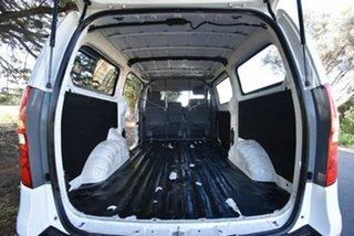 2012 Hyundai iLOAD TQ2-V MY12 White 5 Speed Automatic Van