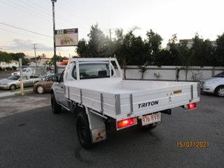 2010 Mitsubishi Triton MN MY10 GL 5 Speed Manual Cab Chassis