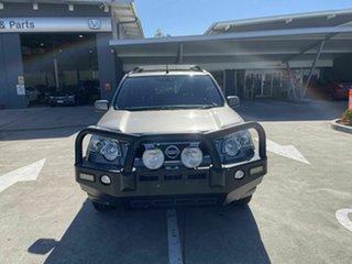2013 Nissan X-Trail T31 Series V ST Grey 6 Speed Manual Wagon.